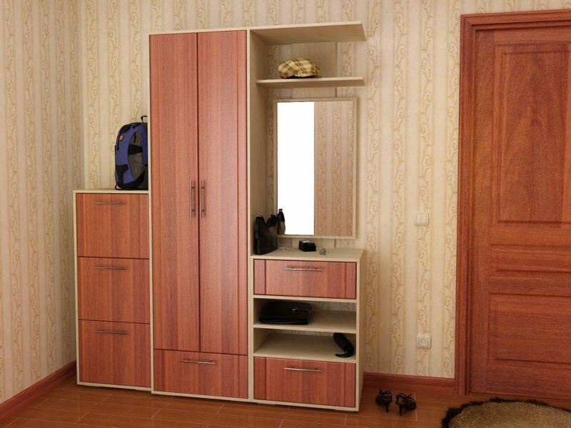 Шкаф корпусный Монза