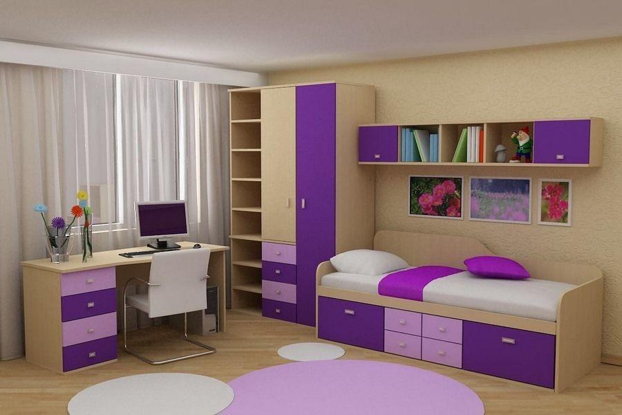 Детская комната (комплект) Ника