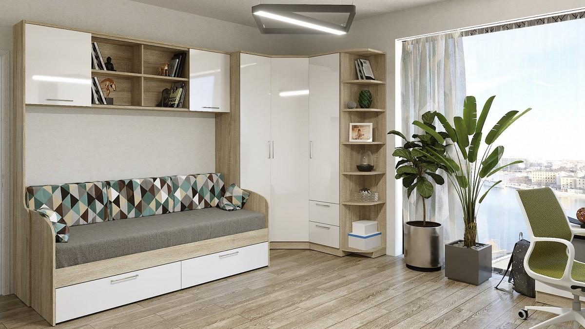 Детская комната (комплект) Эмир
