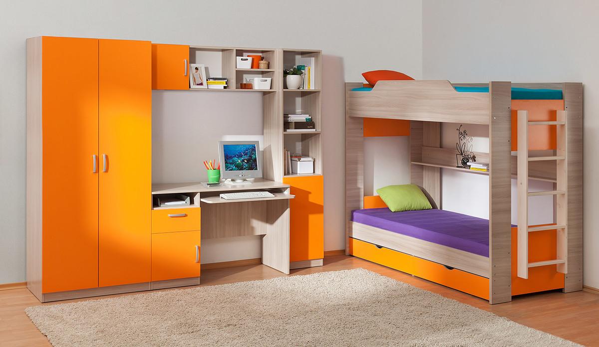 Детская комната (комплект) Фиеста