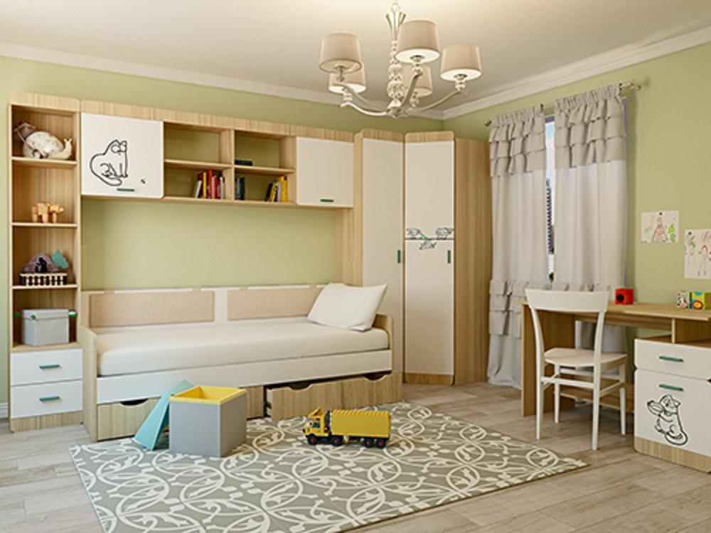 Детская комната (комплект) Ильдан