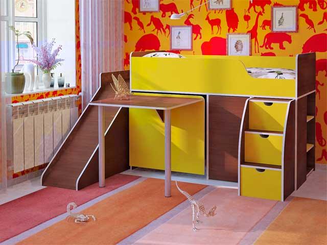 Детская комната (комплект) Дино