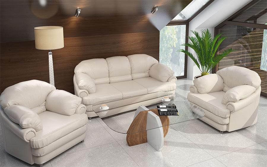 Набор Релакс (трехместный диван и два кресла)