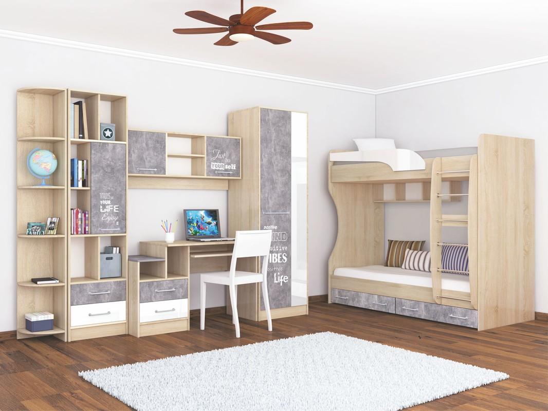 Детская комната (комплект) Мерфи