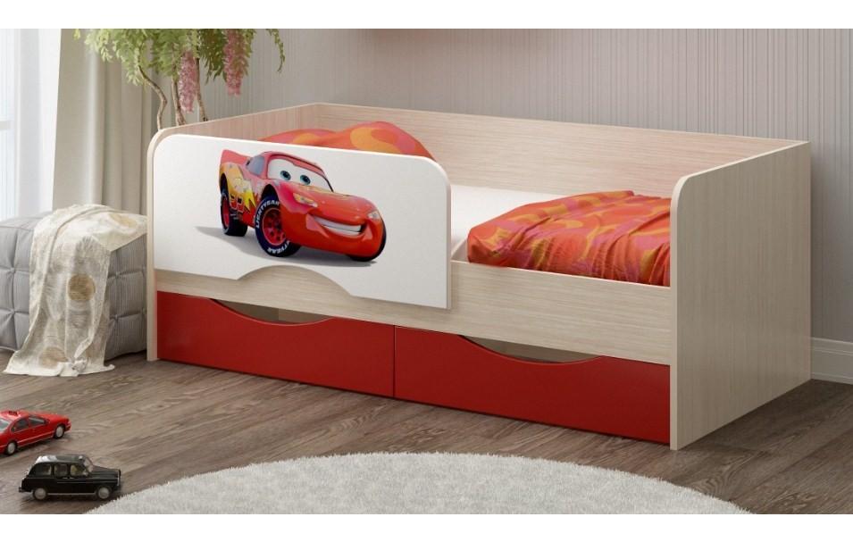 Кровать детская Тачка