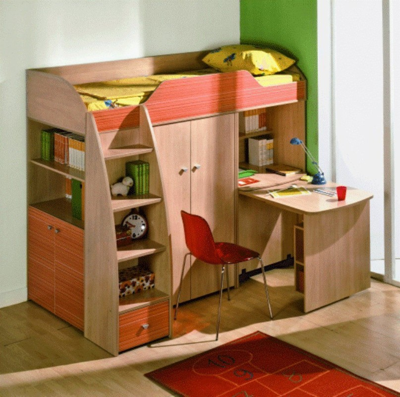 Детская комната (комплект) Классики