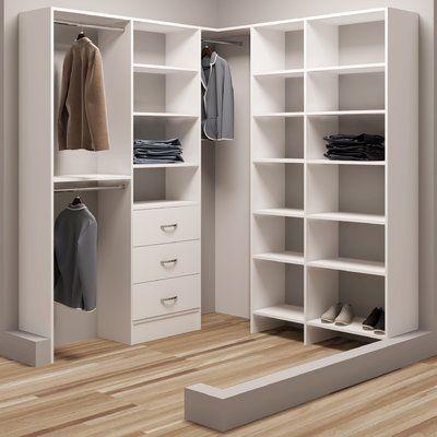 Гардеробная (гардеробная комната) Ненси