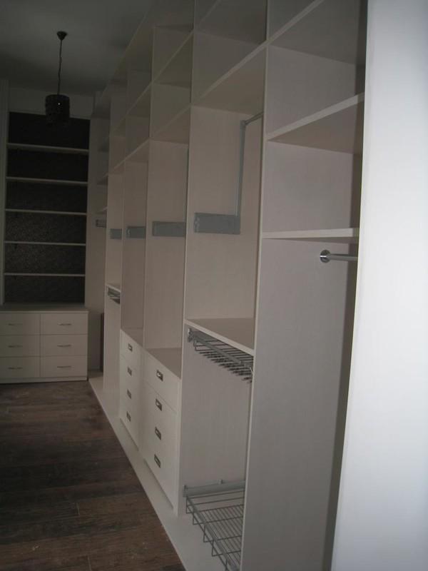 Гардеробная (гардеробная комната) Кантри