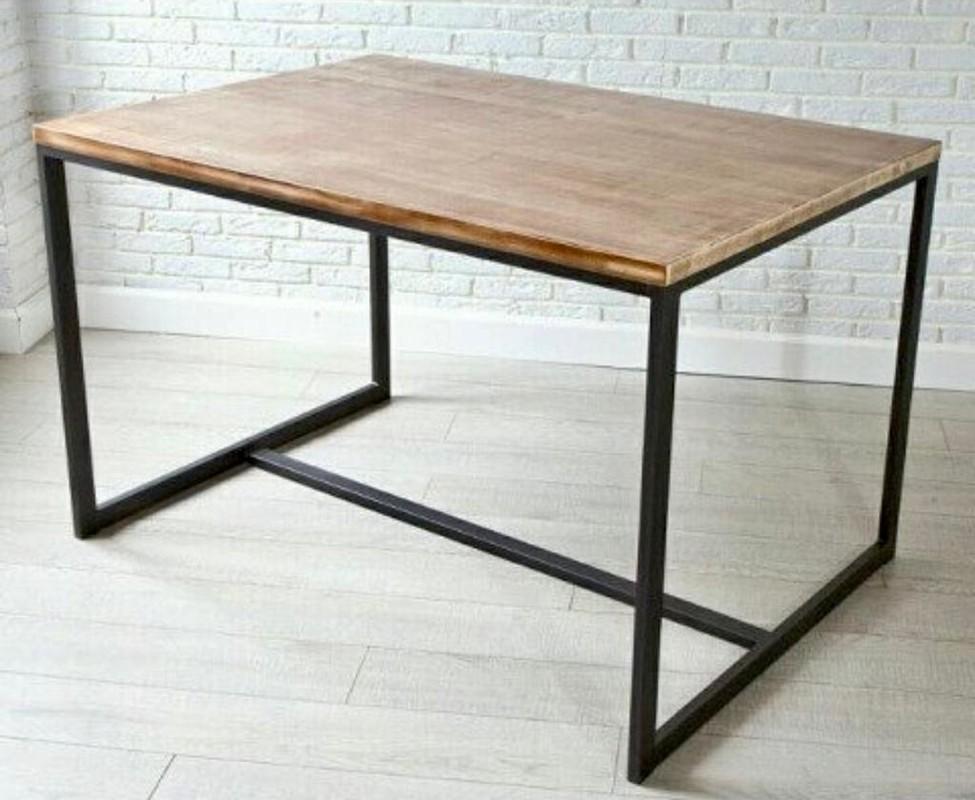 Стол обеденный Лофт4