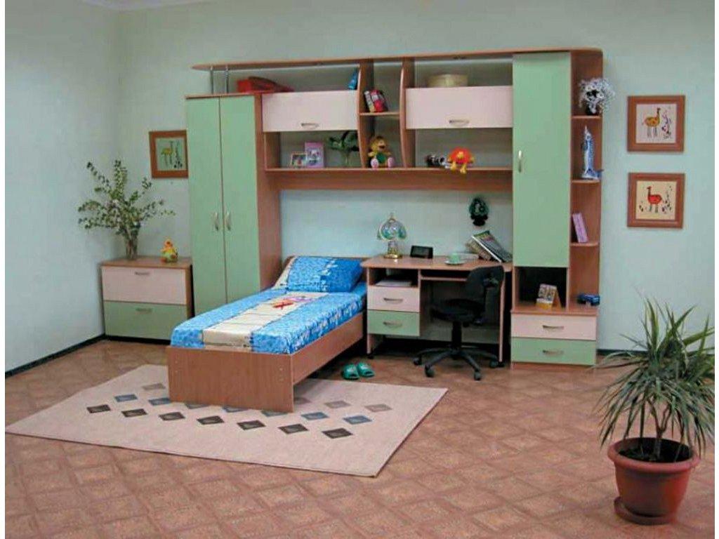 Детская комната (комплект) Кенди