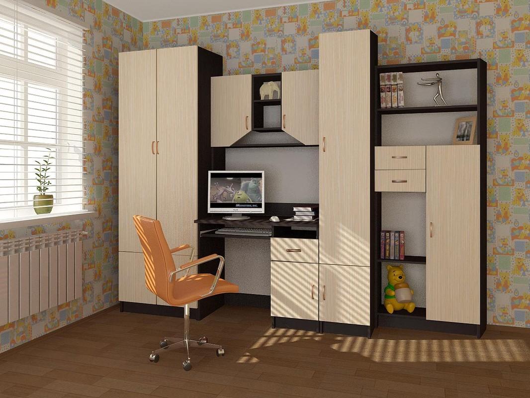 Детская комната (комплект) Алик