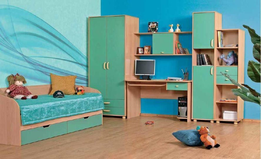 Детская комната (комплект) Лика