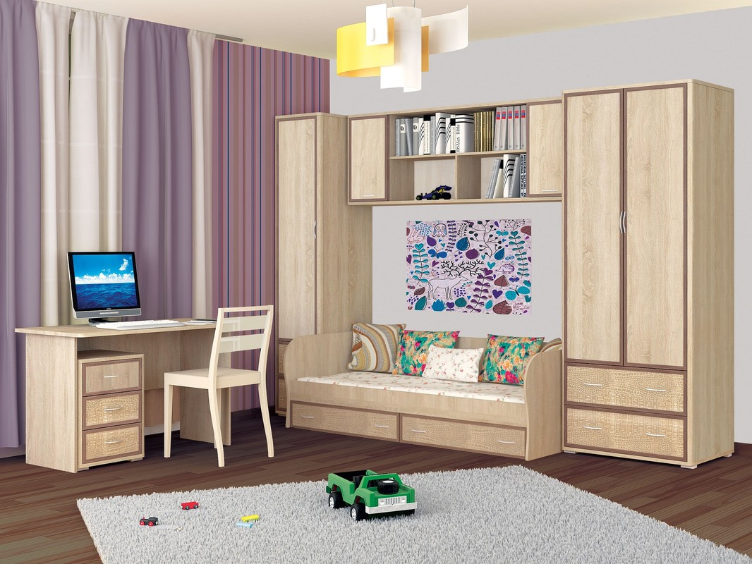 Детская комната (комплект) Джульетта