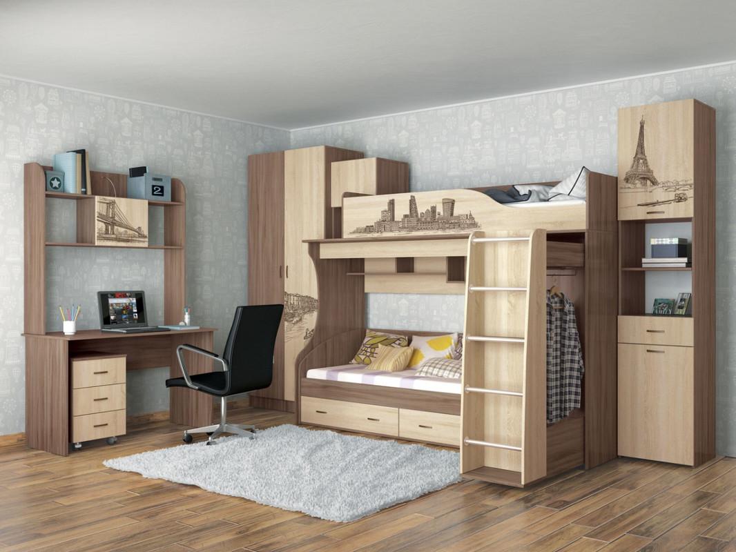 Детская комната (комплект) Соня