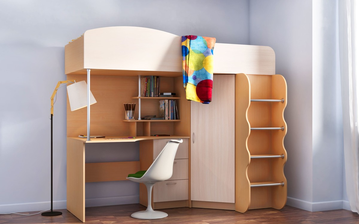 Детская комната (комплект) Милана