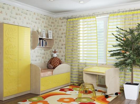 Детская комната (комплект) Маугли
