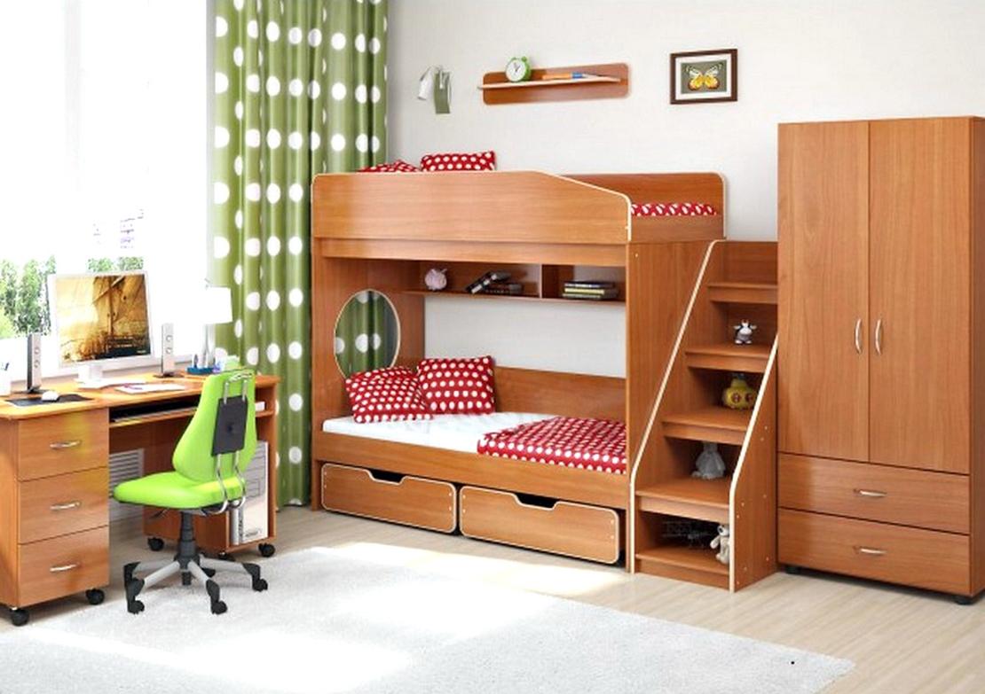 Детская комната (комплект) Дабл