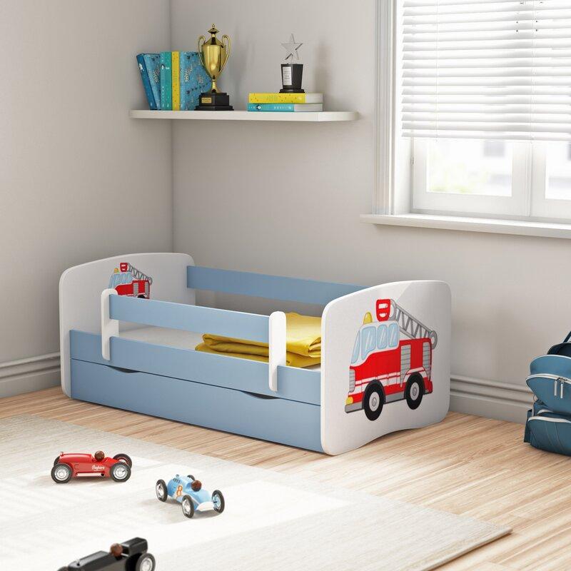 Кровать детская Пожарка