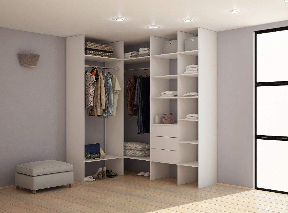 Гардеробная (гардеробная комната) Сингл