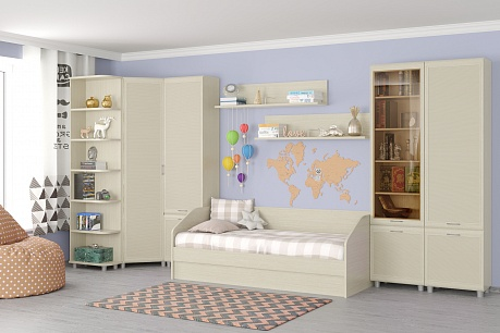 Детская комната (комплект) Ксюша
