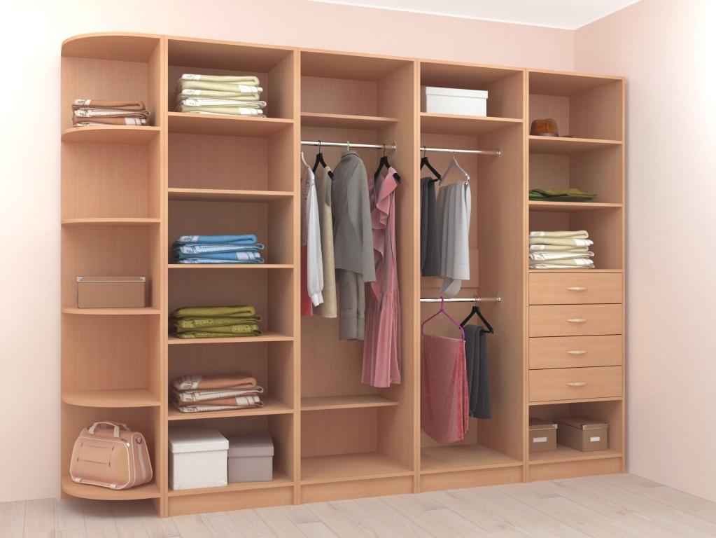 Гардеробная (гардеробная комната) Деко