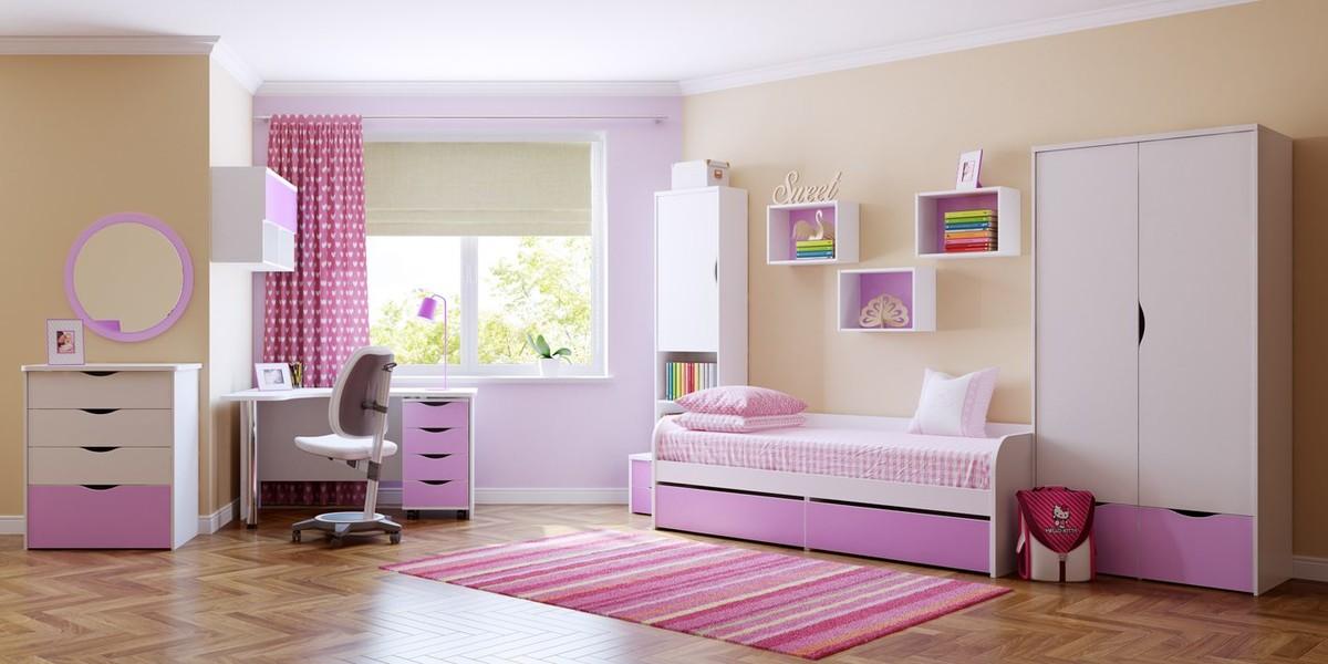 Детская комната (комплект) Роза