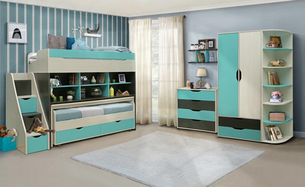 Детская комната (комплект) Нэнси