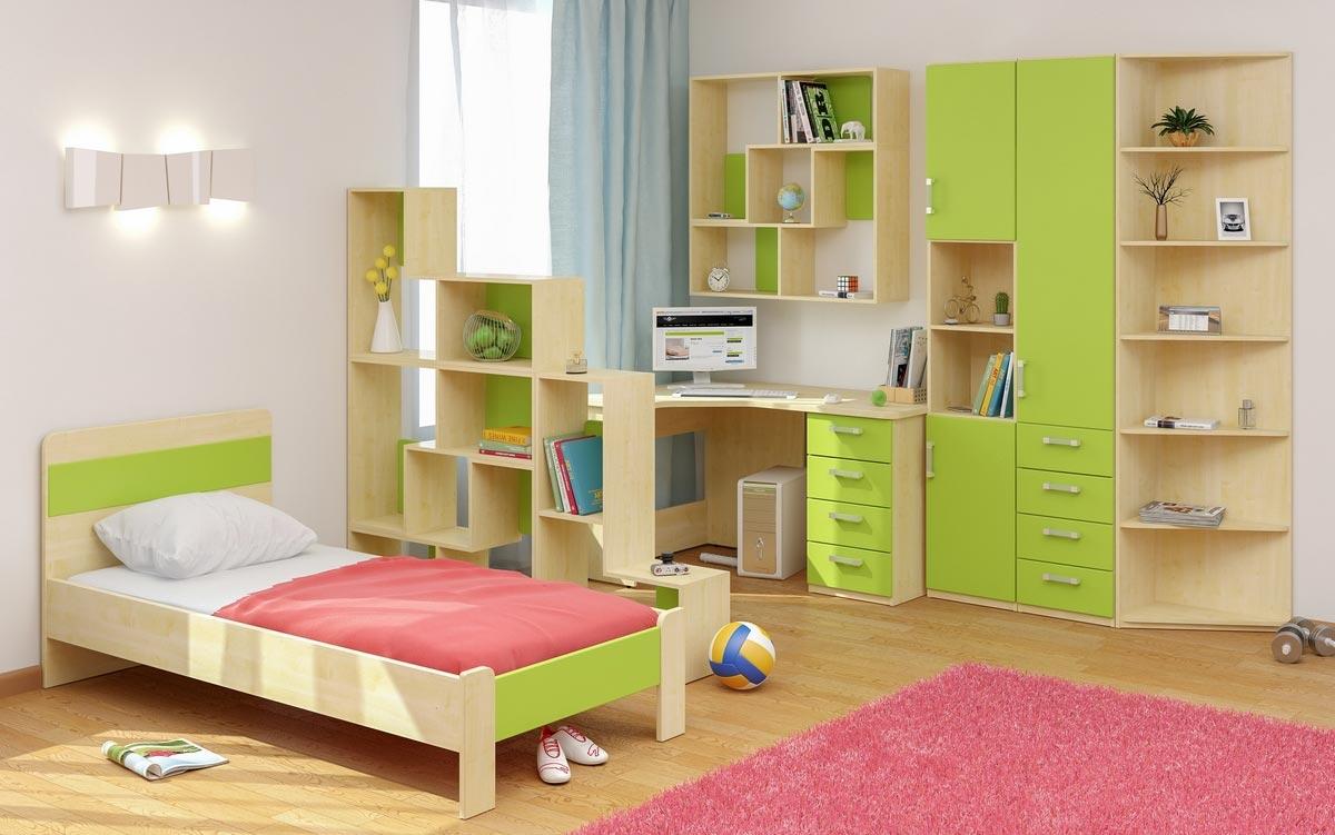 Детская комната (комплект) Тиджей