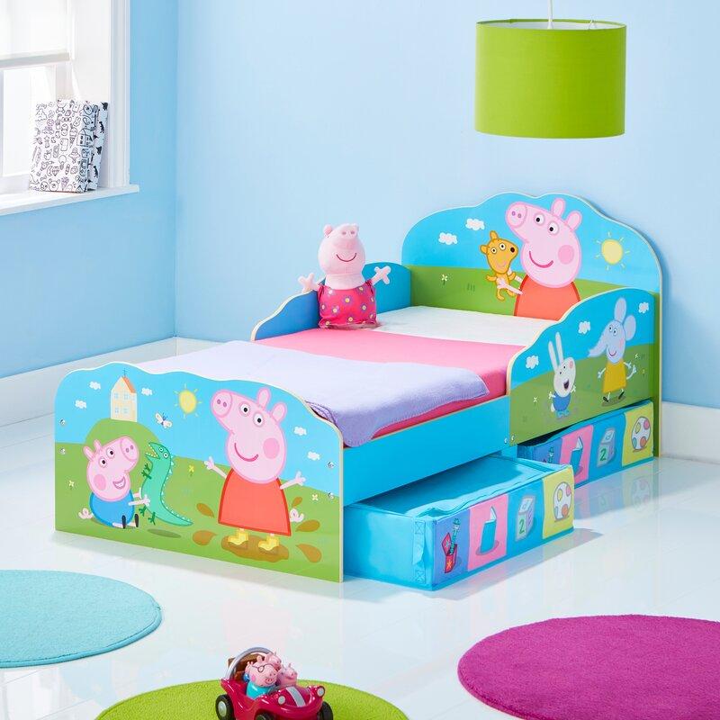 Кровать детская Пеппа