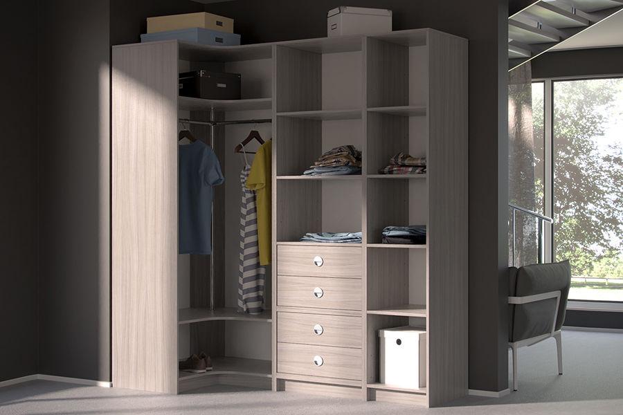 Гардеробная (гардеробная комната) Гео
