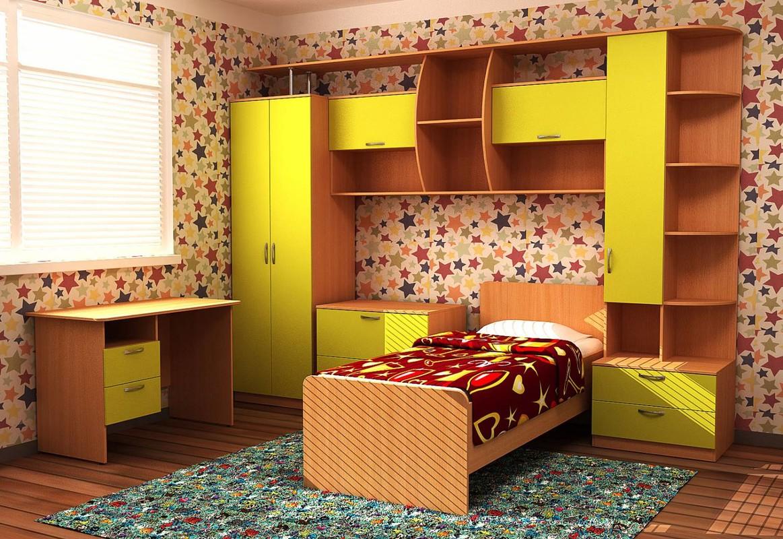 Детская комната (комплект) Звезда